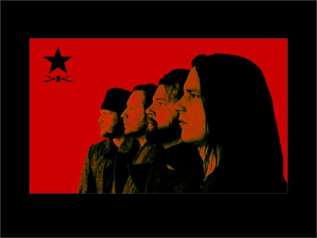 KYPCK — Черно (2008)